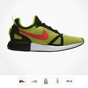 Nike Dual Racer Running Shoes Men's Size 10.5